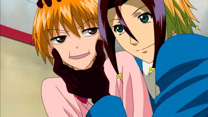 Смешные моменты из аниме 70 Oshiro Anime Аниме приколы Так Сказала Шеф