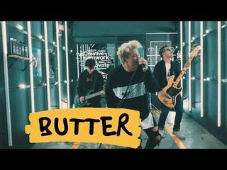 BTS - butter (rock cover)