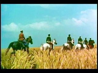 """""""The Song of the Plains"""" - The Alexandrov Red Army Choir (1965)"""