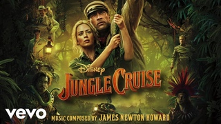 """James Newton Howard - Market Chase (From """"Jungle Cruise""""/Audio Only)"""