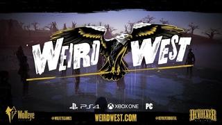 Weird West - Journey Trailer