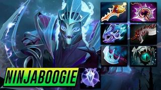 ninjaboogie Arcana Spectre - Dota 2 Pro Gameplay [Watch & Learn]