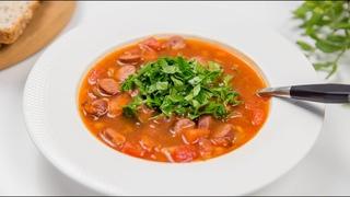 Суп-минутка - Как за 5 минут сварить Быстрый и Вкусный суп