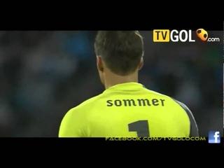 Spain 2-0 Switzerland - (Thiago) AMAZING GOAL