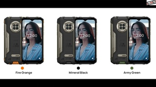 #DOOGEE #S96 #Pro #смартфон #с #четырёхъядерным #процессором #Helio #G90, #ОЗУ 8 #ГБ, #ПЗУ 128 #ГБ