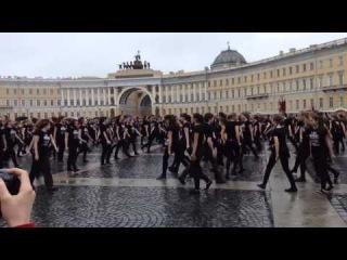 I am Sherlocked dancemob
