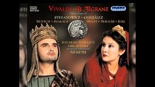 10 - Antonio Vivaldi - Il Tigrane, RV 740 Aria. Se lascio d'adorare (Oronte)