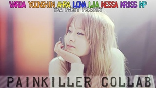 【COLLAB】 T-ARA, The SEEYA, 5DOLLS, SPEED - 진통제 (Painkiller) by Tea Party Project