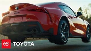 "2020 Toyota GR Supra: ""Track Day""   Toyota"