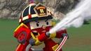 Рой и пожарная безопасность 🚒 Все серии подряд 3 🚓 Робокар Поли 🚑 Развивающие мультфильмы для детей