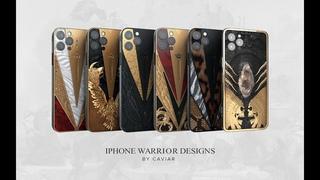 Caviar представил коллекцию Warrior общей стоимостью 10 000 000 руб