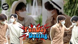 [ENGSUB] PondPhuwin FunDay Dating | Special Phuwin Birthday