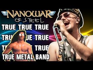 NANOWAR OF STEEL - пародийный TRUE METAL / Обзор от DPrize
