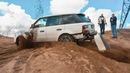 ВСЕ ЧТО МОГУТ ПОНТОРЕЗКИ / BMW X6M поспорил с RANGE ROVER и TOYOTA PRADO на бездорожье