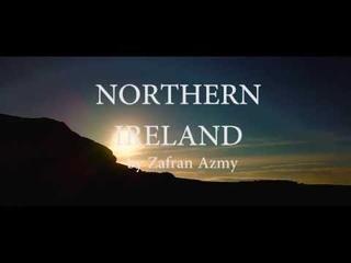 Beautiful Northern Ireland by Drone  - Cinematic 4K #NorthernIreland #Travel #Ireland