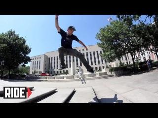 Go Skateboarding Day - Washington DC with Chris Haslam, Tony Hawk, Anthony Shetler, and More !!!