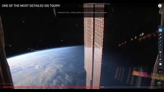 Послание из прошлого с МКС для будущей миссии SpaceX Crew Dragon, для тех кто в теме.