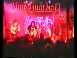 Blind Guardian - Majesty - Live in Wels, Austria 1991