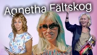 Some AGNETHA moments - ABBA