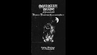Obsidian Grave & Unholy Vampyric Slaughter Sect - Lupine Musings Of A Dying Faith (Full Split)