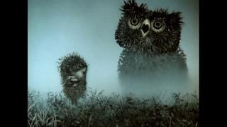 Ёжик в тумане, 1975.  Псих!