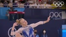 Невероятный финал золотые гимнастки сборной ОКР вырвали победу у США