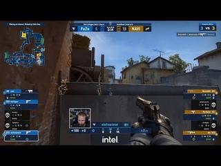 rain 3 kills against Navi on Inferno | IEM Cologne | Semifinal