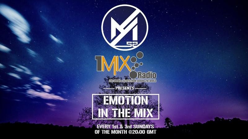 Ayham52 Emotion In The Mix EP 113 02 06 2019 Trance Uplifting Mix
