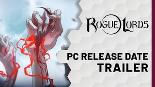 Rogue Lords   PC Release Date Trailer