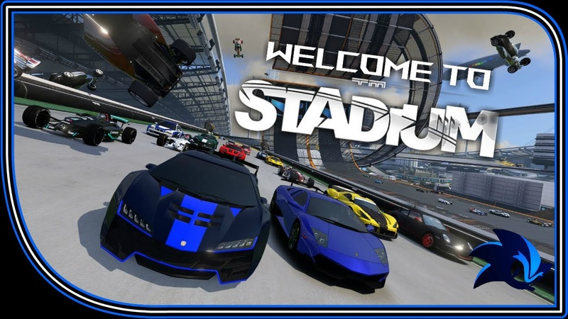 Welcome to the Stadium A Trackmania Film LucasRPDJ