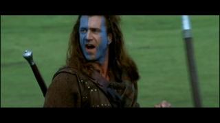 Braveheart (1995) - Le Discours De Wallace (Scène Culte) | (1/6)
