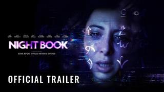 Night Book - An Interactive Occult Thriller   Official Trailer