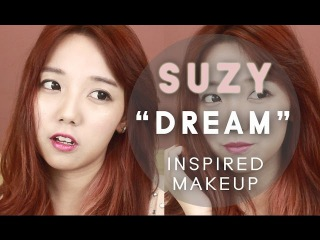 "Suzy (수지) & EXO's Baekhyun (백현)  ""DREAM"" Inspired Makeup"