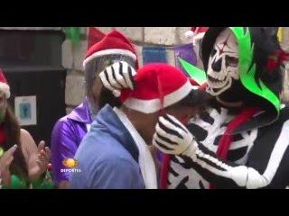Noti AAA - MODO, Magia de un Deseo y Psycho Clown - Lucha Libre AAA - Diciembre 2015