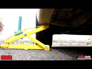 How to lift your low rider - Safe Jack Lil' Lifters