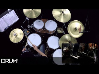 Groove Analysis: Feb 2016 issue with Mike Mangini