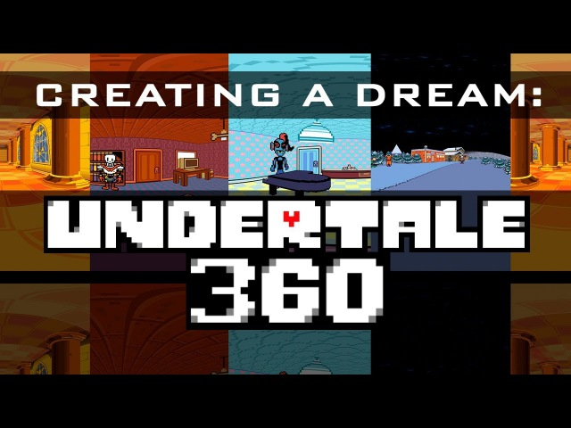 What is UNDERTALE 360 Project Channel Trailer