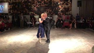 Silvia y Alfredo Alonso en Salón Canning  11 de  Diciembre 2018