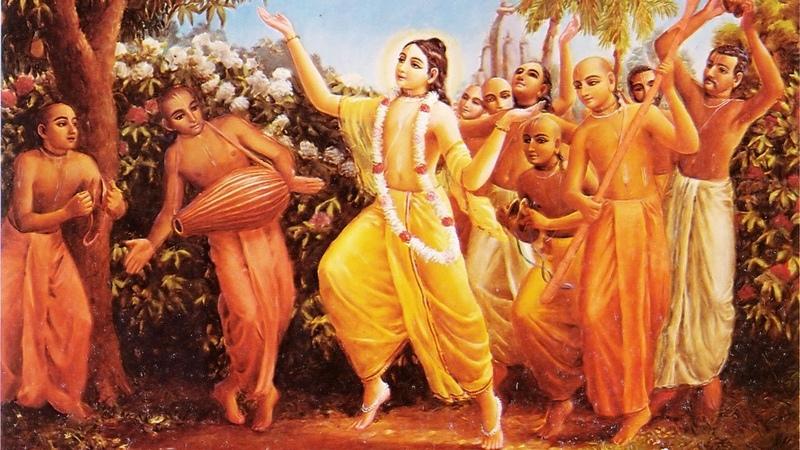 Суть явления Господа Чайтаньи Шрила Бхакти Вигьяна Госвами