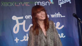 Florence + The Machine | MSN Canada Acoustic - 2012