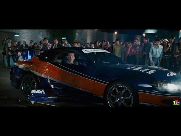 Major Lazer Night Riders Fast Furious Tokyo Drift Music Video HD
