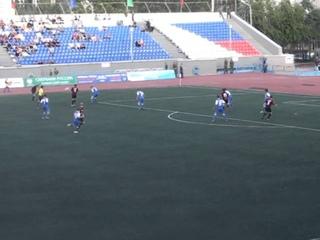 Сибирь - Металлург Лп - 2:0 (первый дивизион, 2009 г.).