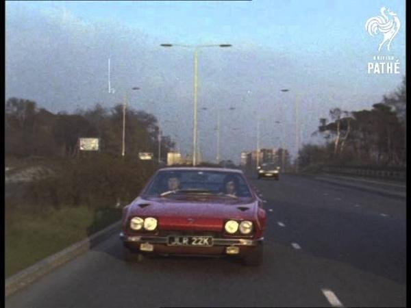 Lamborghini Car 1970 1975