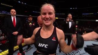 Valentina Shevchenko vs Jessica Eye | UFC Fight Highlights