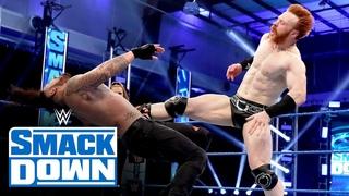 [#My1] Daniel Vidot vs. Sheamus: SmackDown, April 24, 2020
