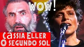 Cássia Eller - O segundo sol - SINGER REACTION