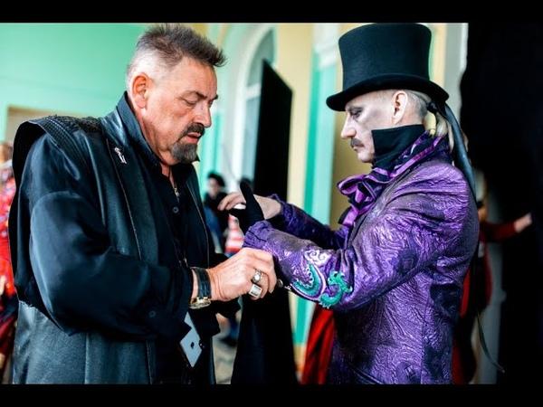 Драматургия костюма Интервью с кутюрье Игорем Дадиани