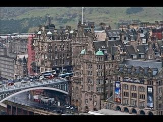 Эдинбург и Шотландия I Лучшие путешествия I Европа