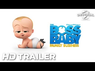 The Boss Baby 2: Family Business – Official Trailer 2 (Universal Pictures) HD