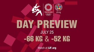 Day 2 Preview Judo - Olympic Games Tokyo 2020